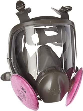 3M Mold Remediation Respirator Kit 6 Series, Respiratory Protection (1 Kit): Papr Safety ...