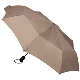 Totes Titanium Auto-Open/Close Umbrella
