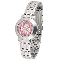 "Utah State Aggies NCAA Mother of Pearl ""Dynasty"" Ladies Watch"