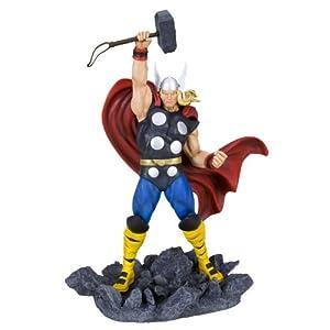 Marvel Thor Classic Avengers Fine Art Statue