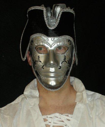 Black Venetian Masquerade Mask - Buy Black Venetian Masquerade Mask - Purchase Black Venetian Masquerade Mask (SpookShop.com, Apparel, Departments, Accessories, Women's Accessories)