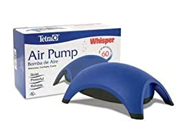 Tetra 77849 Whisper Air Pump, up to 60-Gallon