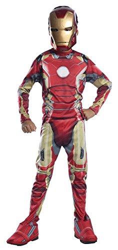 Marvel Avengers 2 Kinder Kostüm Iron Man Mark 43 Classic Gr.M(5-6J.)