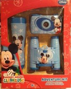 Disney Mickey Mouse Box Kit (3 Piece) - 1