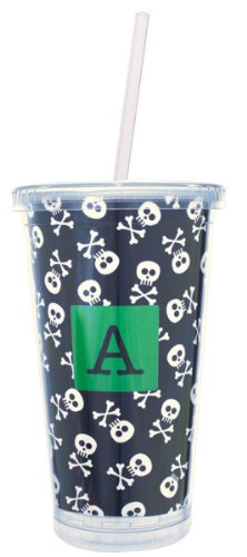 Custom Tumblers With Straw front-1041445