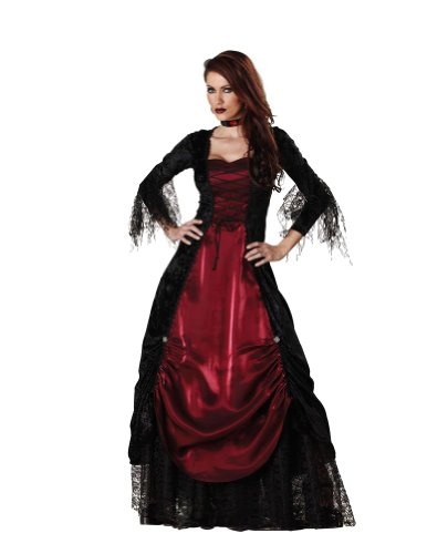 adult costumes - Vampira Gothic Adult Small