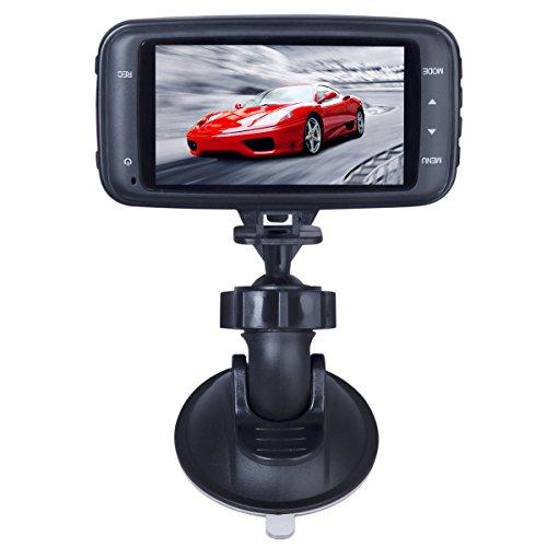 Aedon ドライブレコーダー HD対応 2.7インチ液晶付き 上書き式 Gセンサー搭載 ドライブレコーダー 1080Pカメラ