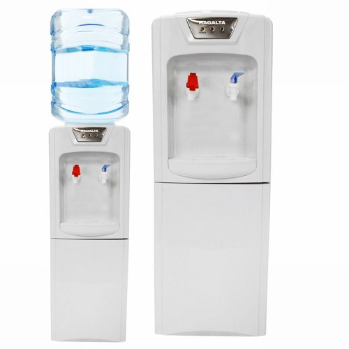 Ragalta Rwc-190 White Thermo Electric Hot And Cold Water Cooler