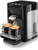 Philips HD7864/61 Cafetière SENSEO® Quadrante Noire Titane