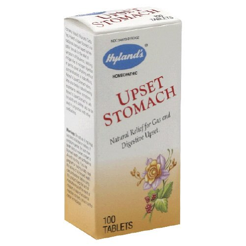 Hyland's Upset Stomach Tablets 100 ea