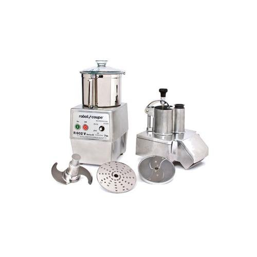 Robot Coupe R602V Vertical Chute Food Processor