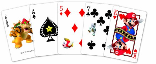 MARIO playing cards - 1