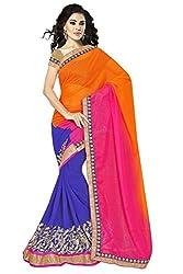 Krishna Emporia Women's Designer Saree