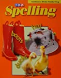 img - for SRA Spelling: Grade 2, Continuous Stroke book / textbook / text book