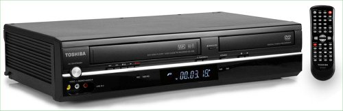 Sale!! Toshiba SD-V296 DVD/VCR Player