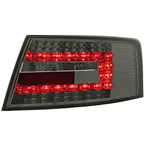 Dectane RA19ELS LED Rückleuchten Audi A6 4F Limousine 04-08 smoke