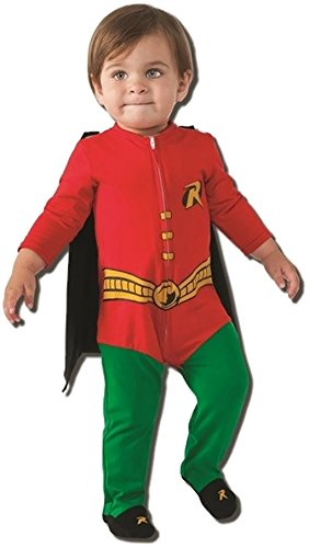 Robin Infant Costume Size:Small (-6mos)