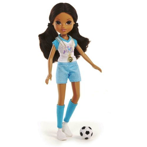 Moxie Girlz (TM) Sophina (TM) world of sportz football doll by MGA Entertainment online bestellen