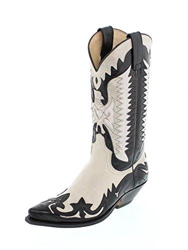 Sendra Boots 3840, Stivali uomo Multicolore multicolore, Multicolore (Negro Hielo), 46