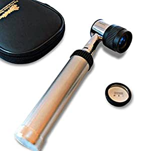 NEW! - 3.5V Pro-Physician Dermatolight-LED Dermatoscope Dermascope