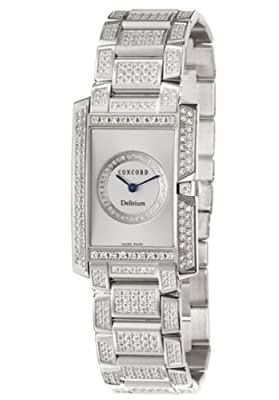 Concord Delirium Women's Quartz Watch 0311766