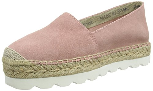 CarvelaLido - Espadrillas donna , Rosa (Pink (Pale Pink)), 36 2/3