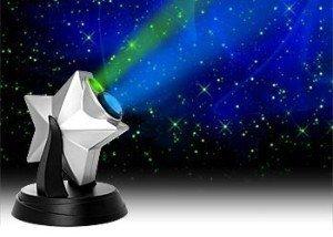 Laser Stars Hologram Projector from NewAje