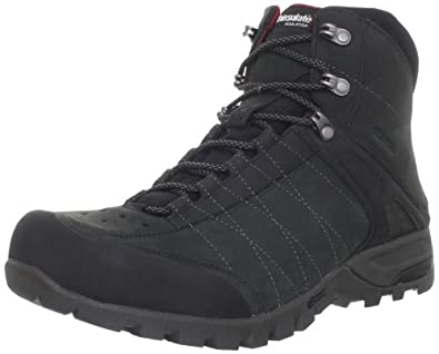 Teva Men's Riva Winter Mid Hiking Boot,Black,7 M US