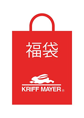 (クリフメイヤー)KRIFF MAYER 【福袋】メンズ5点セット KM2015  マルチカラー XL