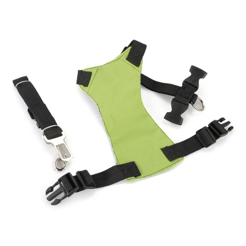 Green M Car Vehicle Auto Seat Safety Belt Seatbelt for Dog Pet