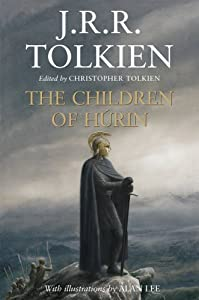 Cover of &quot;The Children of Hurin&quot;