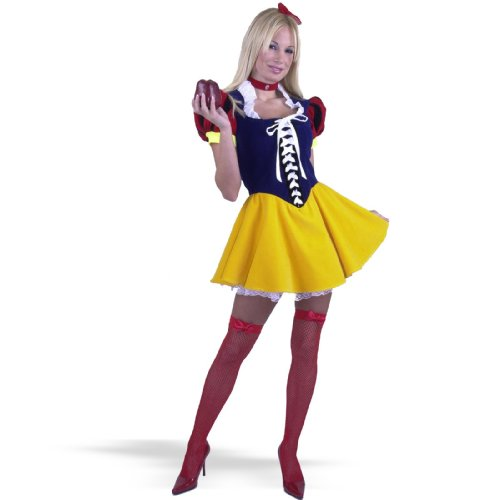 Charades Costumes Women's Storybook Snow White Adult