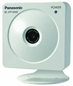 BL-VP104WP  HD - H.264 Wireless Network Camera,  (White)