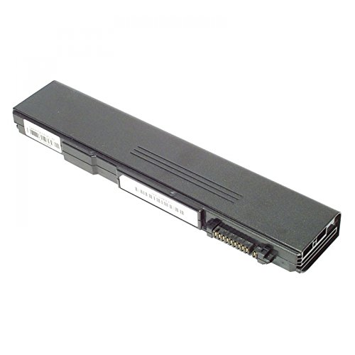 Batterie, Li-Ion, 10.8V, 5200mAh, noir pour Toshiba Tecra S11-11G