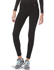 Helly Hansen Womens Lifa Warm Pant - Black, X-Small