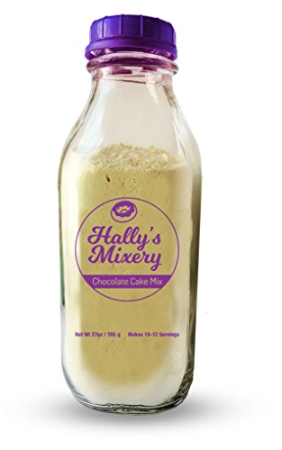 Gourmet German Chocolate Cake Baking Mix from Hally's Mixery | Easy Homemade Cake - Just Add Eggs (German Chocolate Cake Mix compare prices)