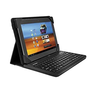 Kensington K39383US Universal KeyFolio Pro Case with Removable Keyboard for Galaxy, Xoom, eeePad Transformer and Other 10-Inch Tablets