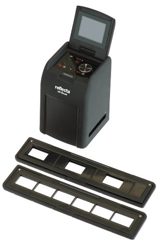 Reflecta x4Plus-Scan - Film/Slide Scanner with 9 Megapixel