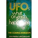 img - for UFO's: What on earth is happening? book / textbook / text book