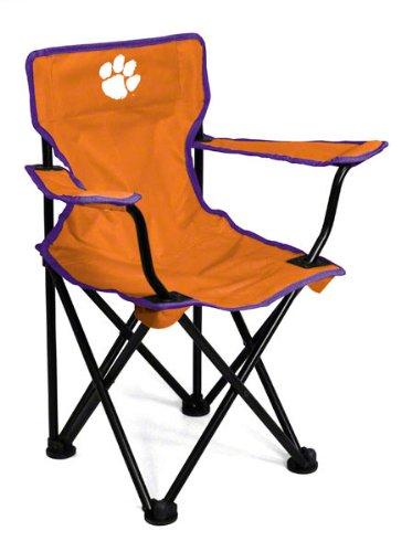 Logo Chairs 123-20 Clemson Toddler Outdoor Folding Chair