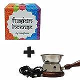 Aromafume Fusion Incense (Small) + Luxury Electric Incense burner