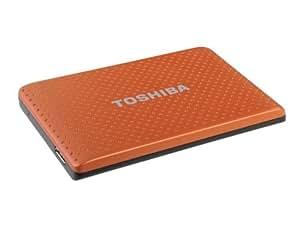 Toshiba PA4284E-1HJ0 STOR.E Partner 1TB externe Festplatte (6,4 cm (2,5 Zoll), USB 3.0) orange