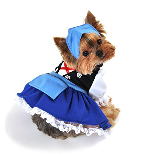 Anit Accessories AP1085-M Gretchen Beer Maiden Dog Costume