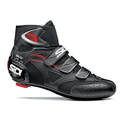 Sidi 2011 Hydro GTX Winter Men's Road Cycling Shoe - Black