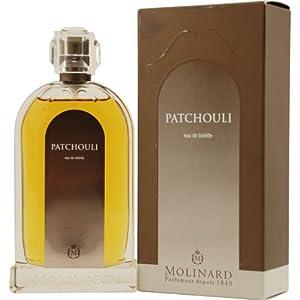 Patchouli By Molinard For Men. Eau De Toilette Spray 3.3 Oz.