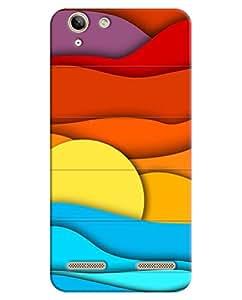 FurnishFantasy 3D Printed Designer Back Case Cover for Lenovo Vibe K5 Plus