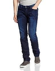 Celio Men's Slim Fit Jeans (3596654329958_DOKKSTERBRUT_76_Brut)