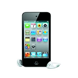 Apple iPod touch 32GB (4th Generation) - Black - Current Version