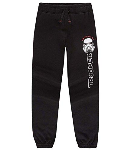 Star Wars-The Clone Wars Darth Vader Jedi Yoda Ragazzi Pantaloni da jogging - nero - 140