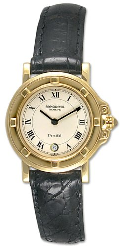 Raymond Weil Parsifal 18k Gold Womens Watch 10810-WR